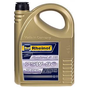 Трансмісійна олива   Rheinol Synkrol  5 TS  75W-90 5L