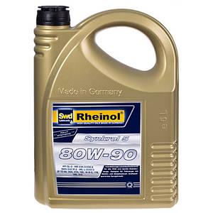 Трансмісійна олива   Rheinol Synkrol  5   80W-90 5L