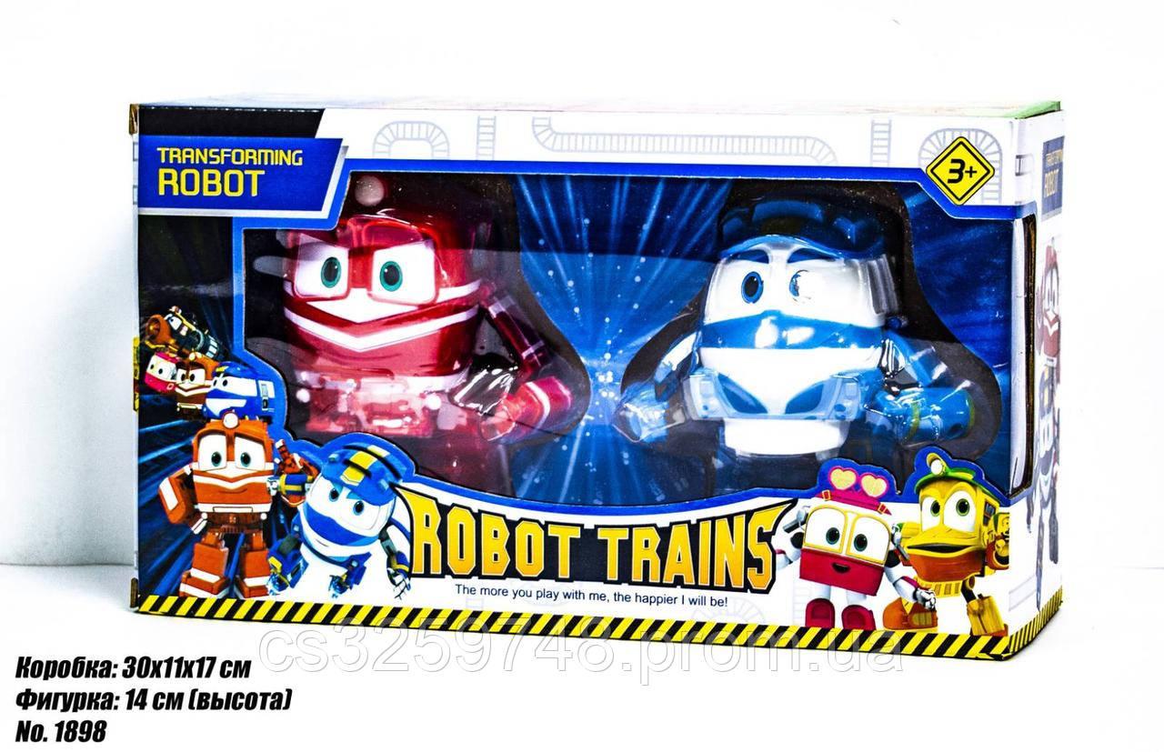 Игрушка Robot Trains BL1898