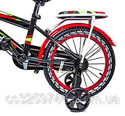 """Велосипед 16 """"SHENGDA"""" Green T12, Ручной и Дисковый Тормоз, фото 2"""