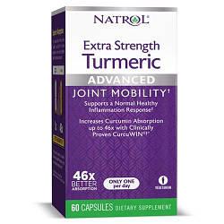 Natrol Turmeric Extra Strength 60 caps