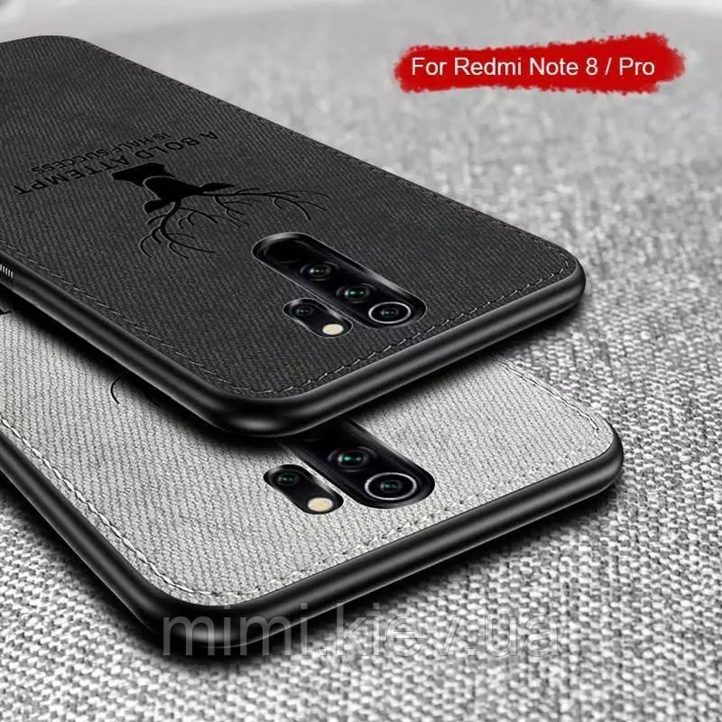 Модный тканевый чехол с рисунком оленя для Xiaomi Redmi 8 pro мягкий чехол для Redmi Note 8. ЧЕХОЛ НАКЛАДКА