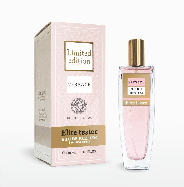 Elite TESTER Versace Bright Crystal LIMITED EDITION 110 мл