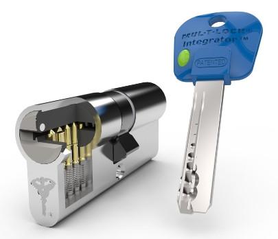 Личинка замкаMul-t-lock Integrator