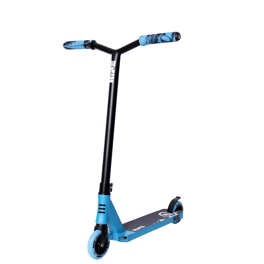 Трюковой самокат Hipe H6 Black/Blue