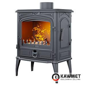 Печь камин чугунная KAWMET Premium S14 (6,5 kW)
