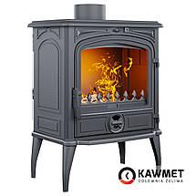 Печь камин чугунная KAWMET Premium S14 (6,5 kW), фото 2