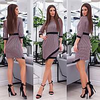 Платье женское элегантное в разных цветах (Норма)