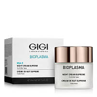 Ночной крем для лица GIGI BIOPLASMA Night Cream, 50 ml