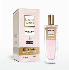 Elite TESTER Montale Roses Musk LIMITED EDITION 110 мл