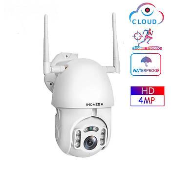 WiFi видеокамера INQMEGA IL-PTZ381-4M-C (4Mp, PTZ, IP)