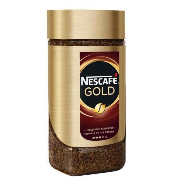 Кофе растворимый NESCAFE Gold 190 г