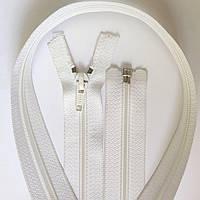 Длинная разъемная спиральная молния PRYM, белая, 120 и 130 см