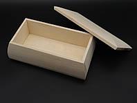 Шкатулка (заготовка) для декупажа, росписи. 8х16см. Без фурнитуры.