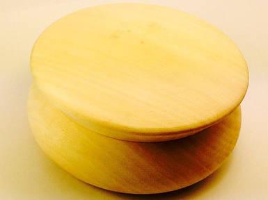 Рахва. Шкатулка кругла. 10см