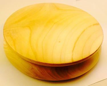 Рахва 18 см (шкатулка кругла)