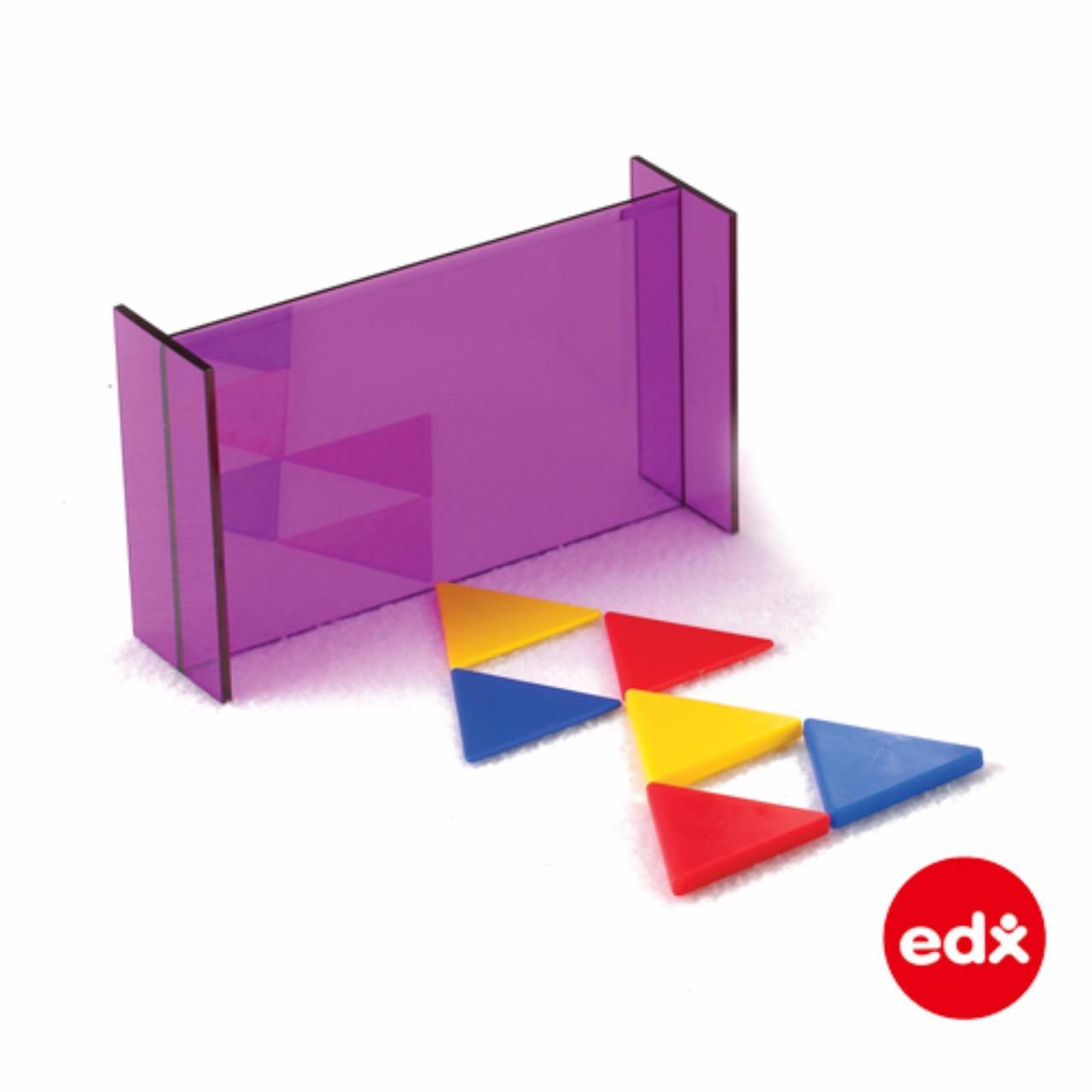 Отражатель для геометрических фигур EDX Education