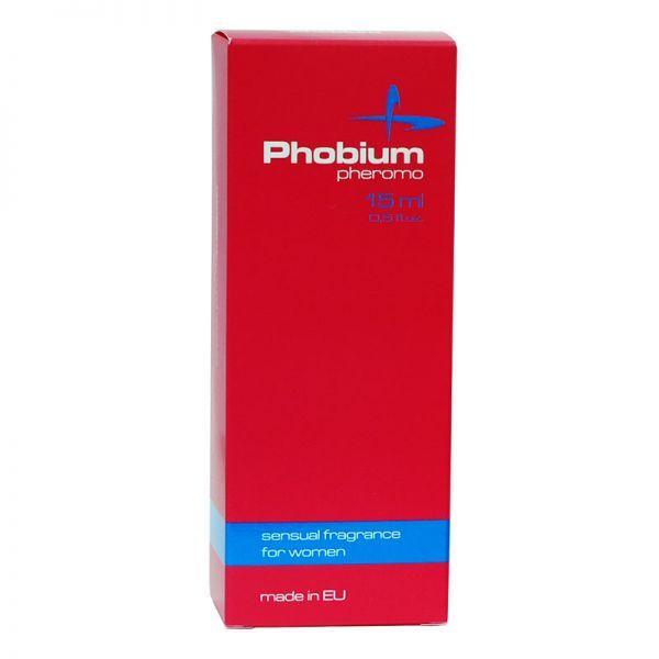 Духи аромат с феромонами женские Phobium Pheromo for women флакон ролл-он 15 мл