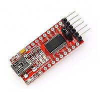 Программатор USB ― TTL UART на чипе FTDI FT232RL 1402HC RS232