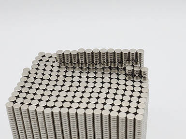 Магнитные заготовки неодимовые. 5х2мм