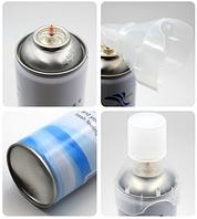 Портативный кислородный баллончик с кислородом 14 литров и жёсткой маской
