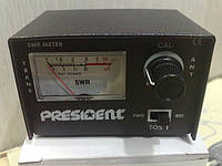 КСВ-метр TOS-1 President