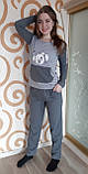 Піжама молодіжна,Fawn, фото 3