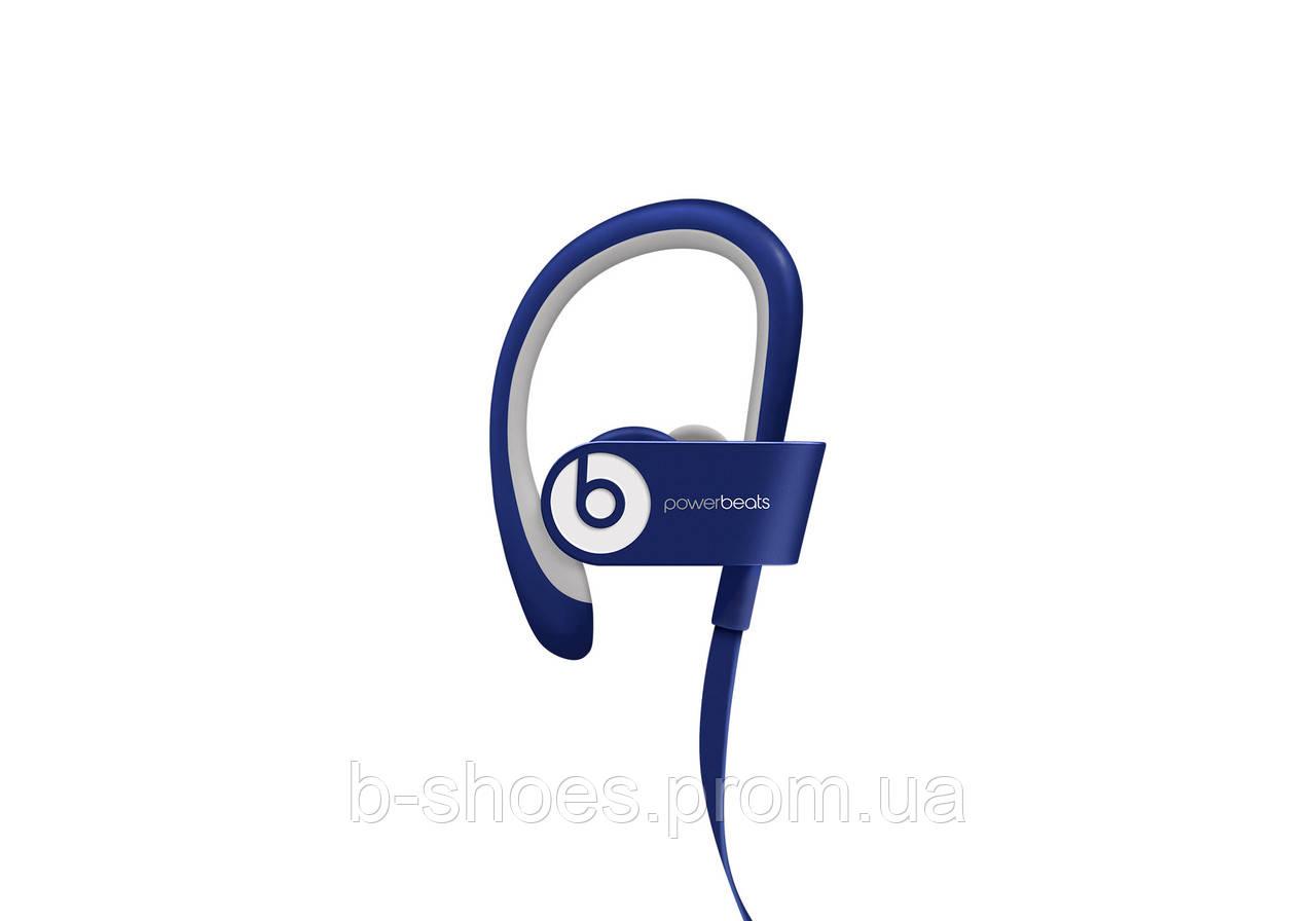 Вакуумные наушники Powerbeats 2 wireless Blue
