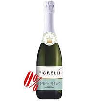 Шампанское безалкогольное (вино) Фраголино Fragolino Fiorelli 750 мл Италия