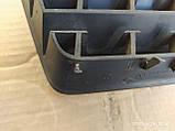 Решітка заглушка переднього бампера передня права Renault Megane 2 8200114157, фото 2