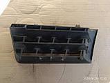 Решетка заглушка переднего бампера передняя правая Renault Megane 2 02-05р  8200114157, фото 3