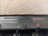 Решітка заглушка переднього бампера передня права Renault Megane 2 8200114157, фото 4