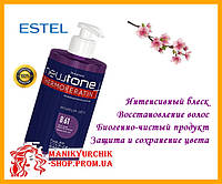 Тонирующая маска для волос Estel NewTone кутюр Эстель HAUTE COUTURE ESTEL термокератиновая маска 8/61, 435 мл
