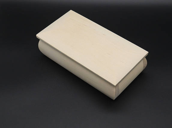 Скринька для декупажу, розпису 21х11х7см. + фурнітура., фото 2