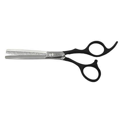 Профессиональные ножницы SPL, филировочные 6.0(90046-30), фото 2