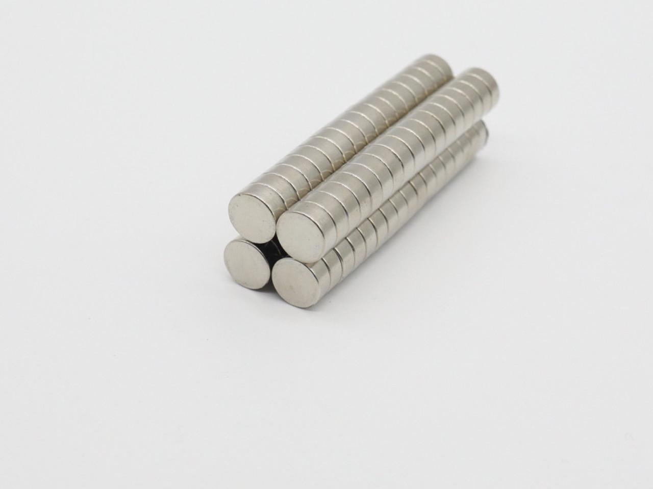 Неодимові магніти. 10х4мм