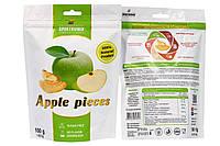 Жевательные яблочные ломтики Spektrumix, 100 гр