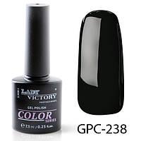 Новинка! Цветной гель-лак Lady Victory GPC-238