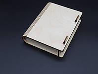 Шкатулка-заготовка из фанеры. 11.5х14см