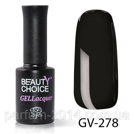 Цветной гель-лак beauty choice professional  GV-278