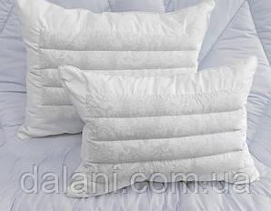Ортопедическая белая подушка (гречиха) 40х60