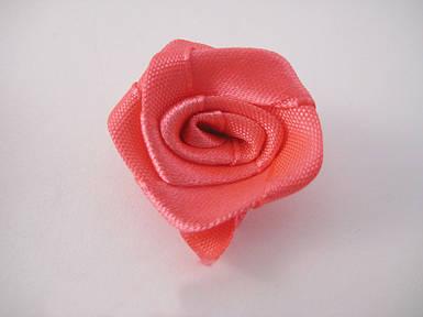 Цветок Роза бледо-розовый
