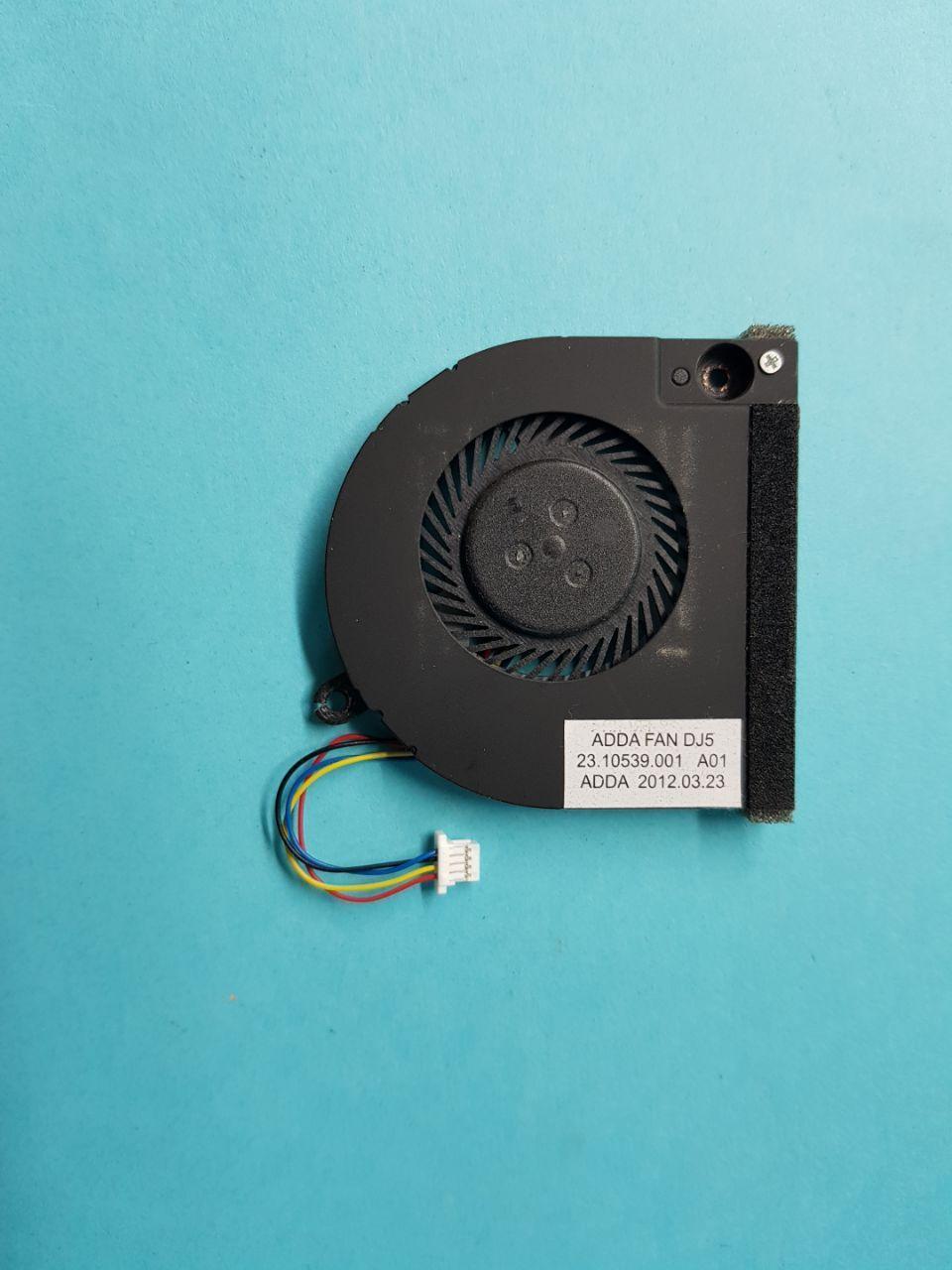 Кулер второй отдельный от системы охлаждения Dell Vostro V131 E3330  разборка