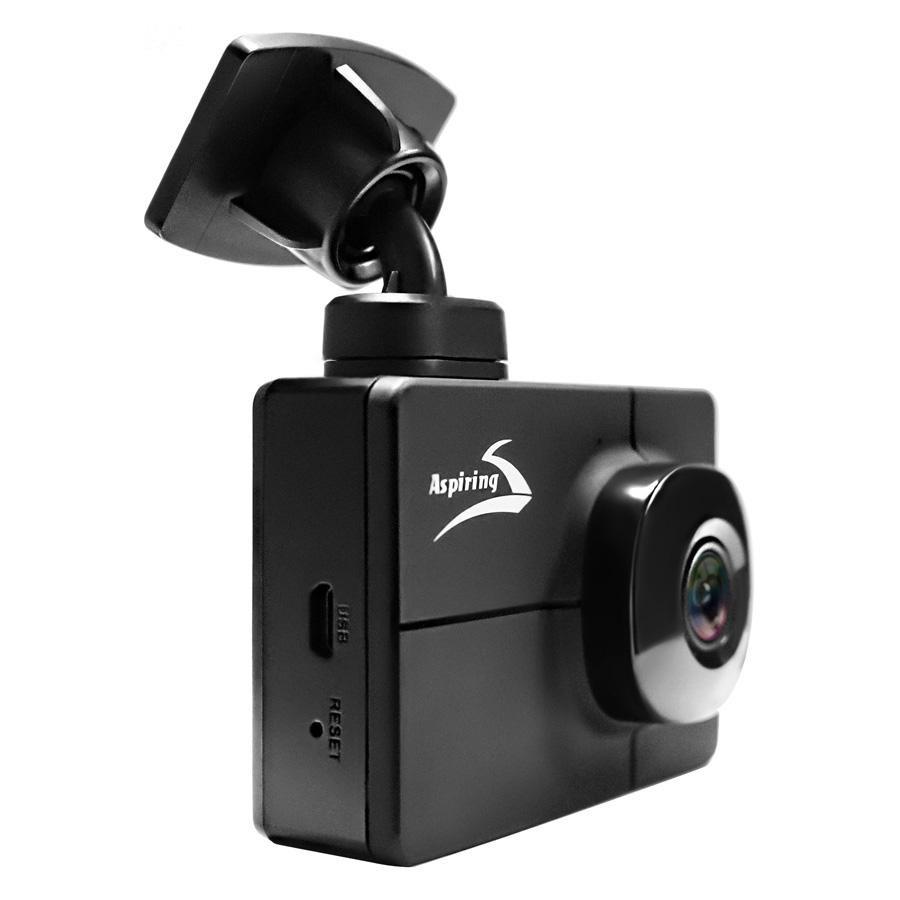 Автомобільний відеореєстратор Aspiring AT240