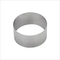 Форма кондитерская Lacor круглая (d-8, h-4,5 см)