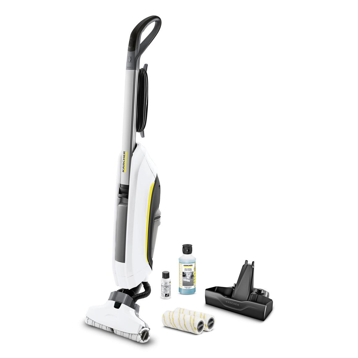 техника для влажной уборки пола дома