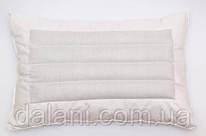 Ортопедическая белая подушка (гречиха) 50х70