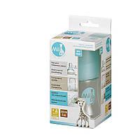 Пластиковая бутылочка для кормления Mii 150мл, Sophie la girafe