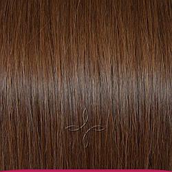 Натуральные Славянские Волосы на Заколках 55-60 см 115 грамм, Шоколад №04