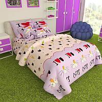 Комплект постельного белья детский полуторный 1,5